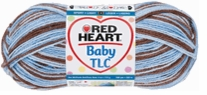 Red Heart Baby TLC Yarn