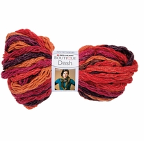 Red Heart Boutique Dash Yarn Sunset
