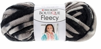 Red Heart Boutique Fleecy Yarn