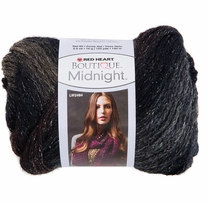 Red Heart Boutique Midnight Yarn Nightfall