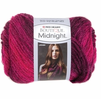 Red Heart Boutique Midnight Yarn Radiant