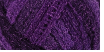 Red Heart Boutique Sashay Metallic Yarn Amethyst