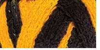 Red Heart Boutique Sashay Team Spirit Yarn Gold, Black
