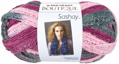 Boutique Sashay Yarn - Red Heart - Click to enlarge