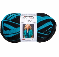 Red Heart Boutique Trio Yarn Boogie Blue