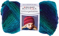 Red Heart� Boutique Unforgettable� Yarn - Click to enlarge