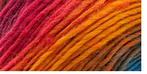 Red Heart Boutique Unforgettable Yarn Sunrise