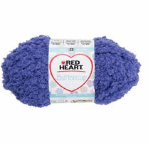 Red Heart Buttercup Yarn Blue Moon