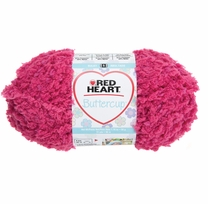 Red Heart Buttercup Yarn Flirty