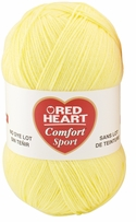 Red Heart Comfort Sport Yarn