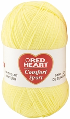 Red Heart Comfort Sport Yarn - Click to enlarge