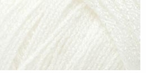 Red Heart Comfort Sport Yarn White Crystal