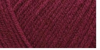 Red Heart Comfort Yarn Claret