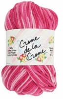 Red Heart Creme de la Creme Yarn