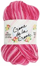 Red Heart Creme de la Cr�me Yarn - Click to enlarge