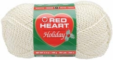 Red Heart Holiday Yarn - Click to enlarge