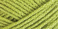 Red Heart Luster Sheen Yarn Lime - Click to enlarge