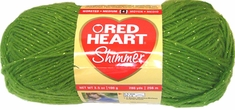 Red Heart Shimmer Yarn - Click to enlarge