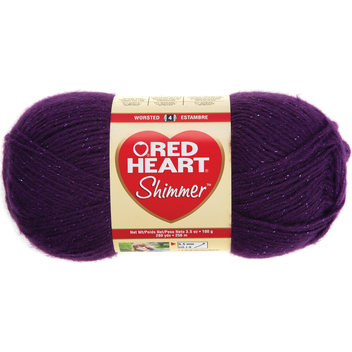 Red Heart Yarn Patterns : Yarn ? Sparkle Yarn ? Red Heart Shimmer Yarn ? Red Heart Shimmer ...