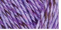 Red Heart Shimmer Yarn Purple Haze