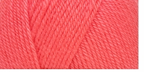 Red Heart Soft Touch Yarn Coral