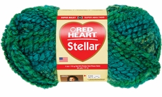 Red Heart Stellar Yarn - Click to enlarge