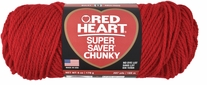 Red Heart Super Saver Chunky Yarn