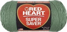 Red Heart Super Saver Jumbo Yarn - Click to enlarge