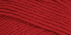 Red Heart Super Saver Yarn Cherry Red - Click to enlarge
