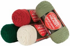 Red Heart Super Saver Yarn Economy Size - Click to enlarge
