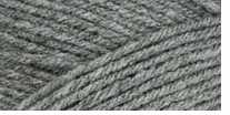 Red Heart Super Saver Yarn Grey Heather