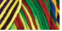 Red Heart Super Saver Yarn Mexicana Multicolor