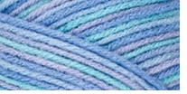 Red Heart Super Saver Yarn Ocean Multicolor