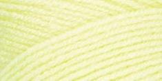Red Heart Super Saver Yarn Pale Yellow - Click to enlarge