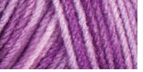 Red Heart Super Saver Yarn Purple Tones