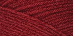 Red Heart Super Saver Yarn Ranch Red - Click to enlarge