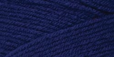 Red Heart Super Saver Yarn Soft Navy - Click to enlarge
