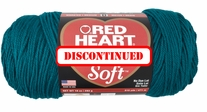 Red Heart Super Soft Yarn - DISCONTINUED