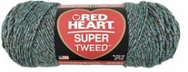 Red Heart Super Tweed Yarn