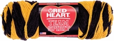 Red Heart Team Spirit Yarn - Click to enlarge