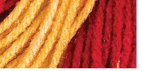 Red Heart Team Spirit Yarn Burgundy, Gold