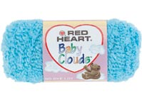 Red Heart Yarn Baby Clouds Yarn