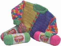 Red Heart Kids Yarn - Click to enlarge