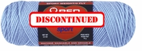 Red Heart Sport Yarn - DISCONTINUED