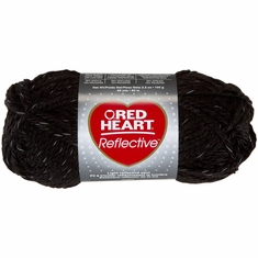 Red Heart Reflective Yarn - Click to enlarge