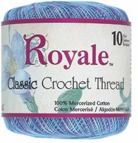Royale Classic Crochet Cotton Thread