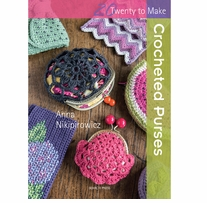 Search Press Books Crocheted Purses (20 To Make)