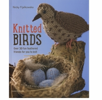 Search Press Books Knitted Birds