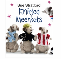 Search Press Books Knitted Meerkats