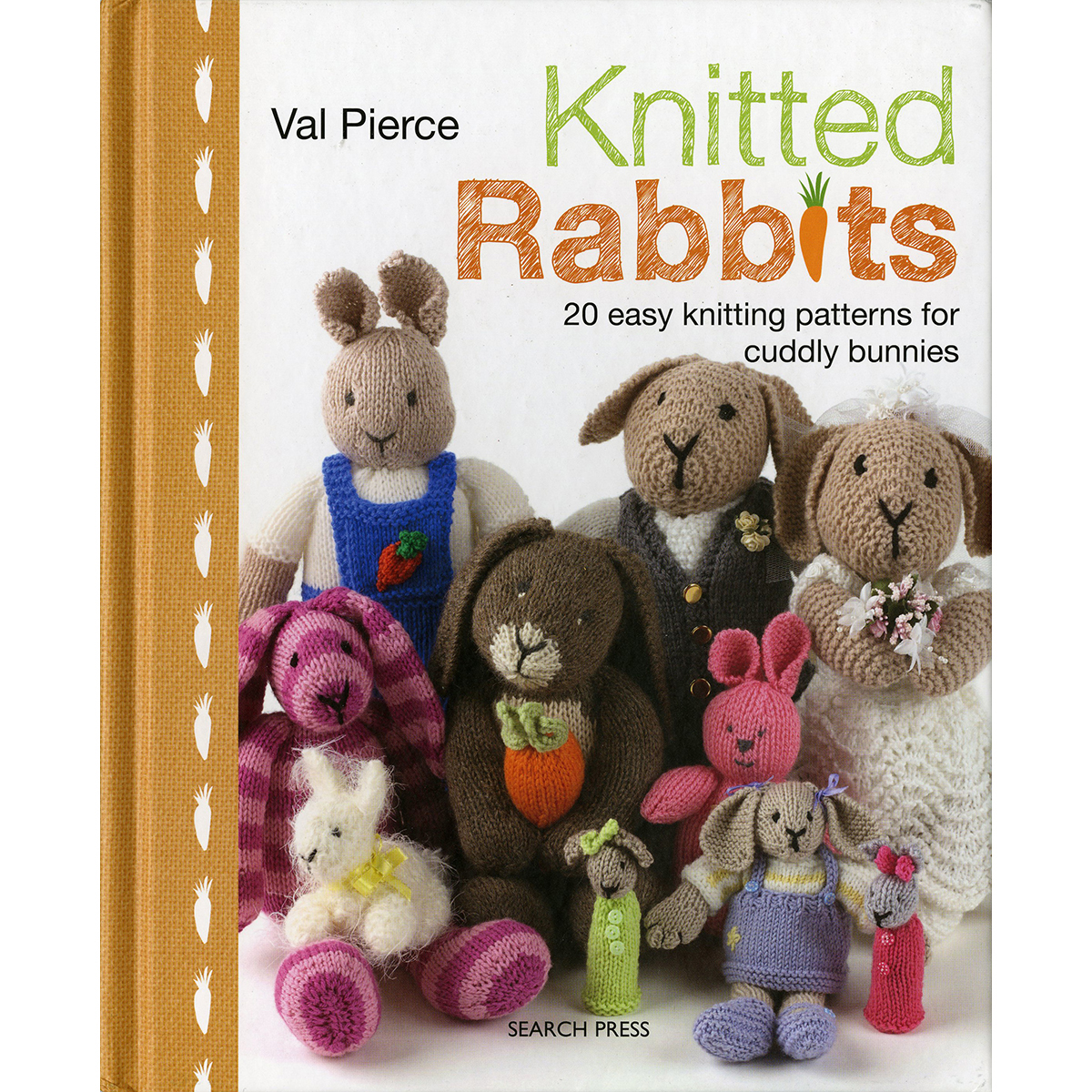 Search Press Books Knitted Rabbits